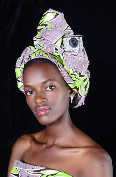 headwrap closeup